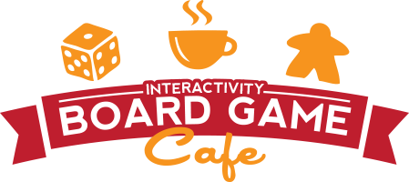 Board Game Cafe Logo