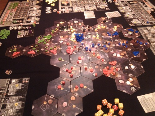 Eclipse Game Board