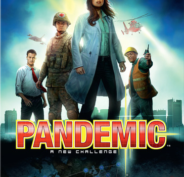 Meet the Designer – Pandemic