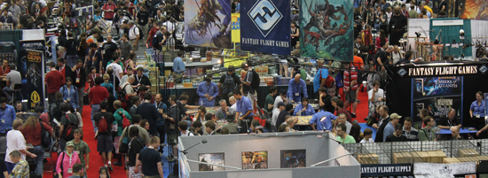 Gen Con – The new games are coming…