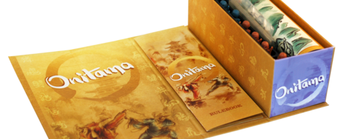 Quick Reviews of Two New Games – Onitama and Letter Tycoon