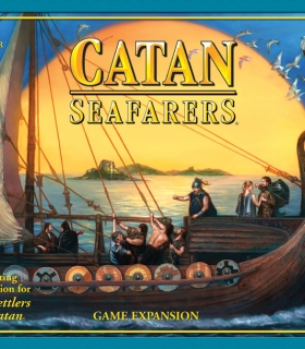 The Settlers of Catan: Seafarers