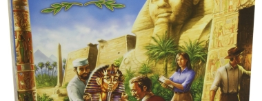 A Forgotten Great Family Game – Thebes